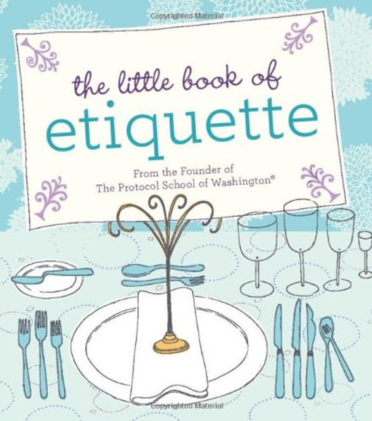 The Little Book of Etiquette (Revised) Cover