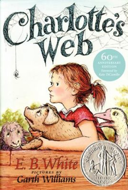 Charlotte's Web ( Trophy Newbery ) Cover