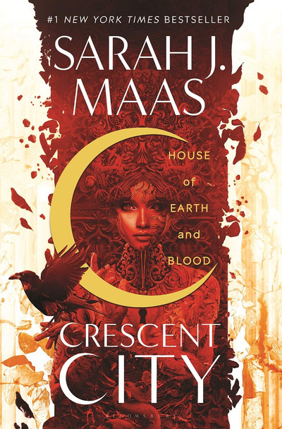 House of Earth and Blood (Crescent City) Cover
