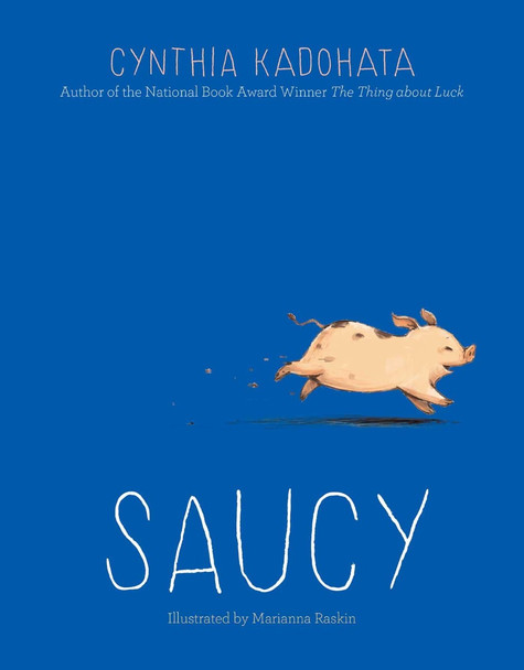 Saucy Cover