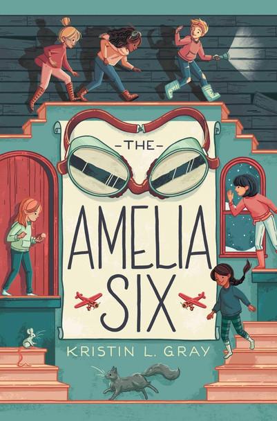 The Amelia Six Cover