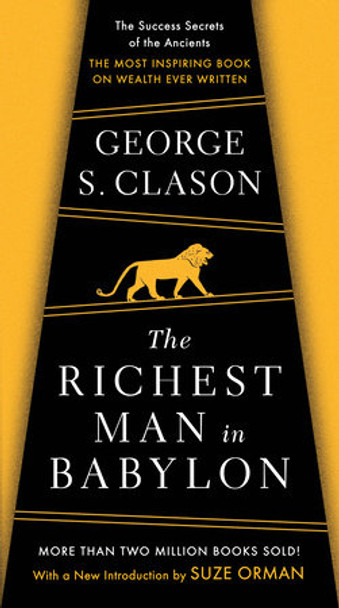 The Richest Man in Babylon: The Success Secrets of the Ancients Cover