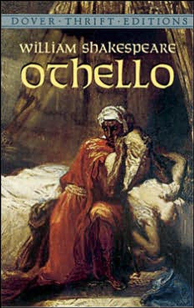 Othello (Dover Thrift Editions) Cover