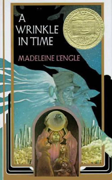 A Wrinkle in Time ( Madeleine L'Engle's Time Quintet ) Cover