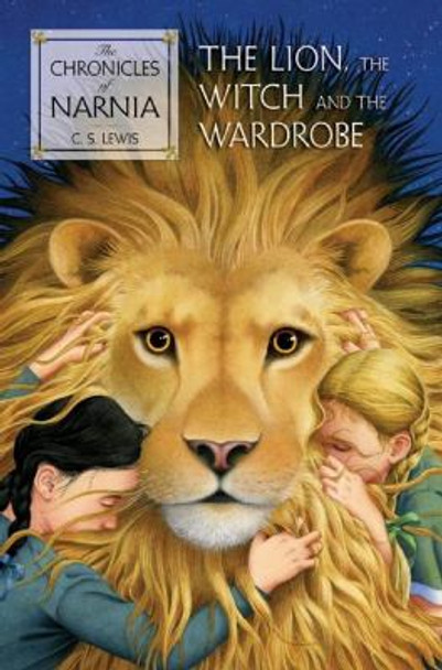 The Lion, the Witch and the Wardrobe (Abridged) Cover