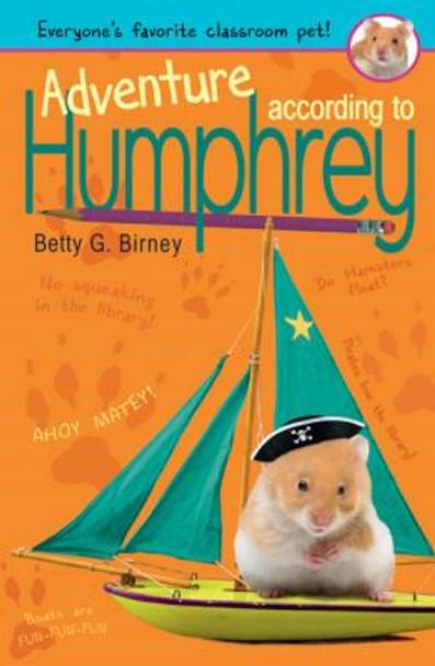 Adventure According to Humphrey Cover