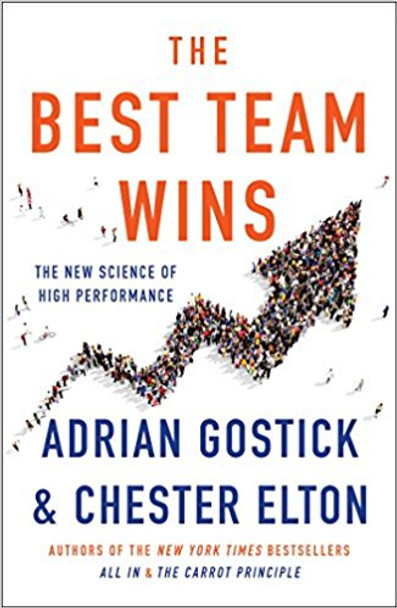 The Best Team Wins: The New Science of High Performance Cover