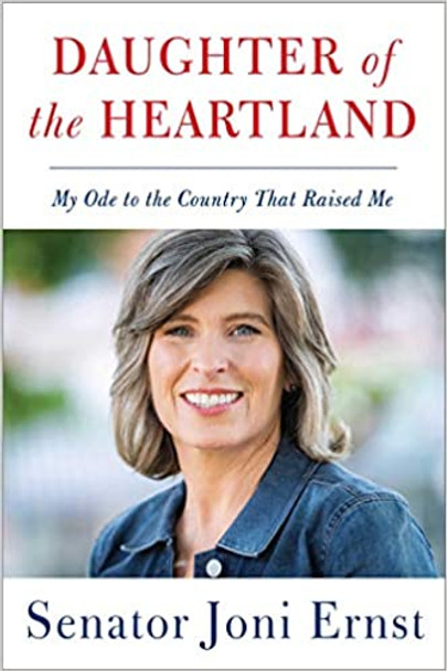 Daughter of the Heartland: My Ode to the Country That Raised Me Cover