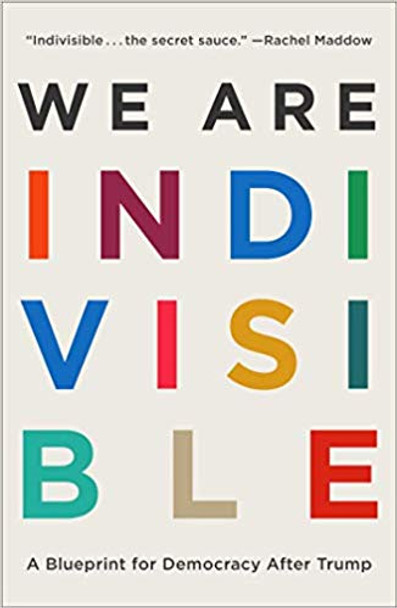 We Are Indivisible: A Blueprint for Democracy After Trump Cover