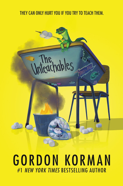 The Unteachables Cover
