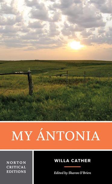 My çntonia (Norton Critical Editions) Cover