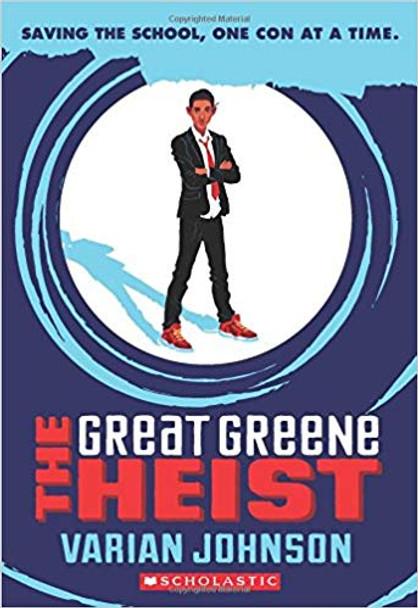 The Great Greene Heist Cover