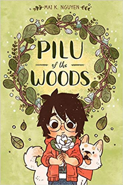 Pilu of the Woods ( Pilu of the Woods ) Cover