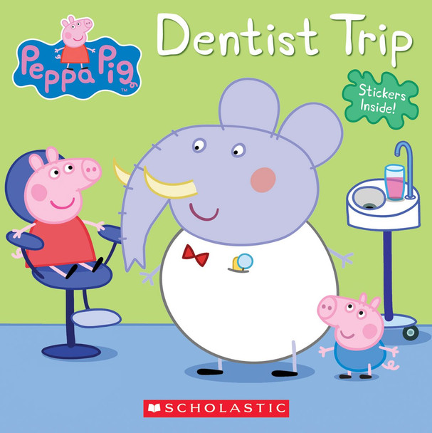 Dentist Trip (Peppa Pig) Cover