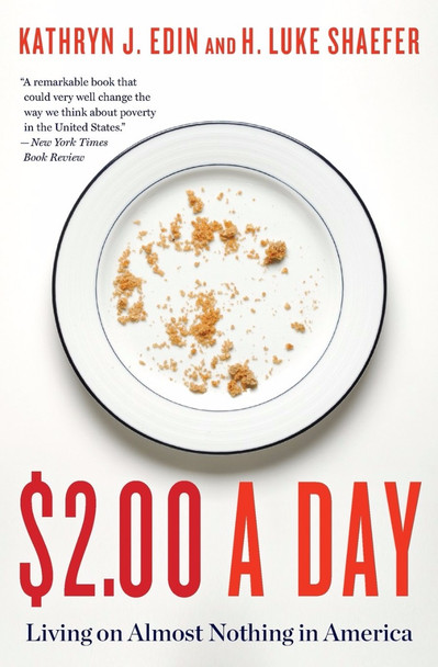 $2.00 a Day: Living on Almost Nothing in America Cover