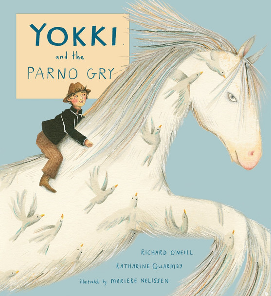 Yokki and the Parno Gry (Child's Play Library) Cover