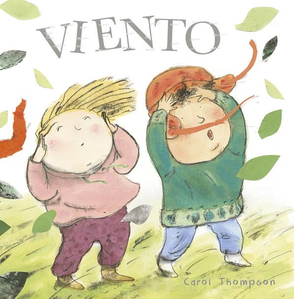 Viento (Haga el Tiempo Que Haga! - Whatever The Weather) (Spanish Edition) Cover