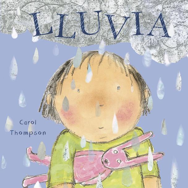 Lluvia (Haga el Tiempo Que Haga! - Whatever The Weather) (Spanish Edition) Cover