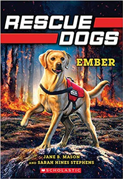 Ember (Rescue Dogs #1) Cover