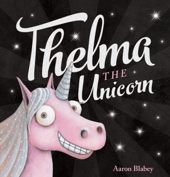 Thelma the Unicorn Cover