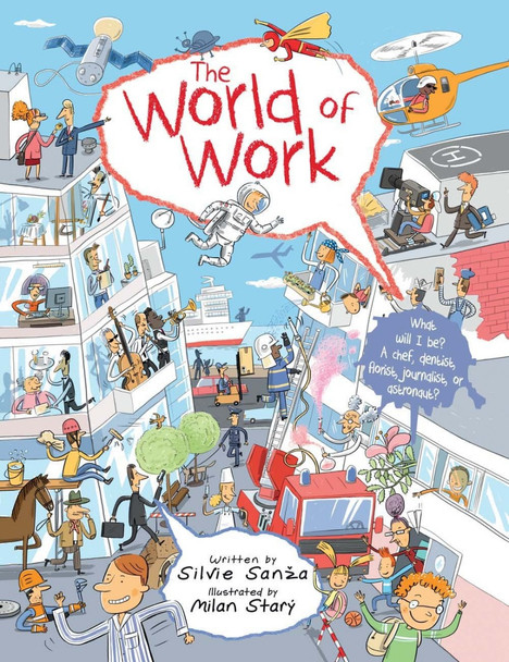 The World of Work Cover