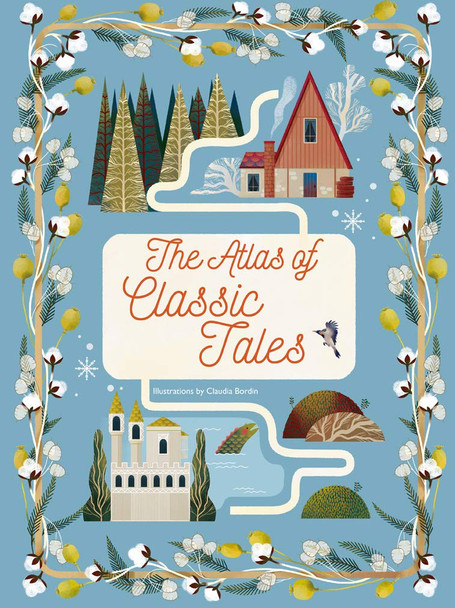 The Atlas of Classic Tales Cover