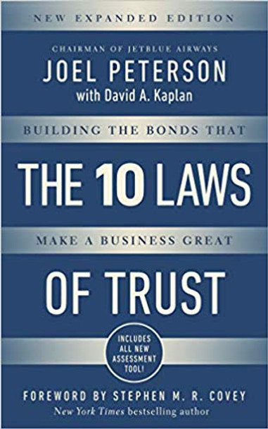 10 Laws of Trust, Expanded Edition Cover