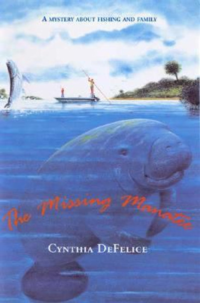 The Missing Manatee Cover
