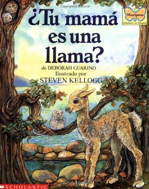 ŒTu mam' es una llama? (Spanish) Cover