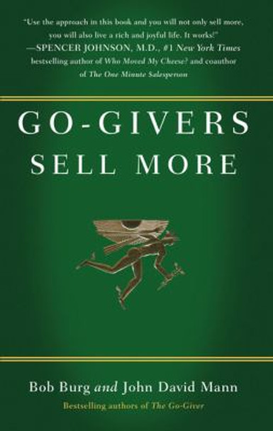Go-Givers Sell More Cover