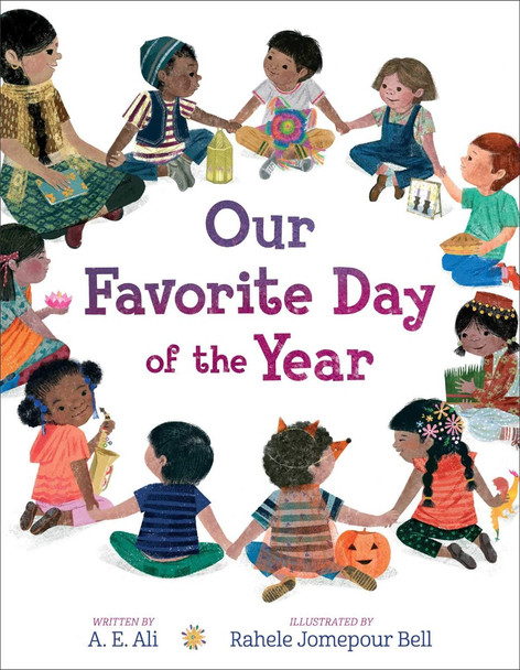 Our Favorite Day of the Year Cover