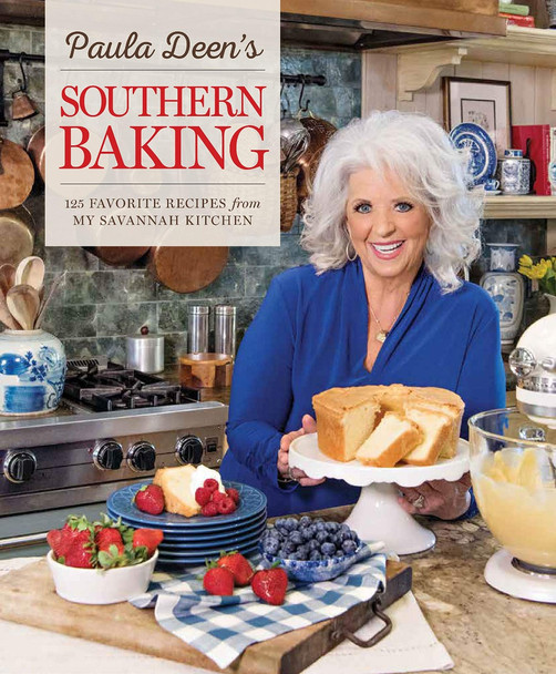 Paula Deen's Southern Baking: 125 Favorite Recipes from My Savannah Kitchen Cover