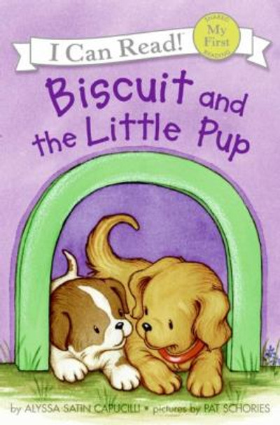 Biscuit and the Little Pup Cover