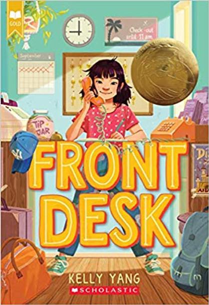 Front Desk (Scholastic Gold) Cover