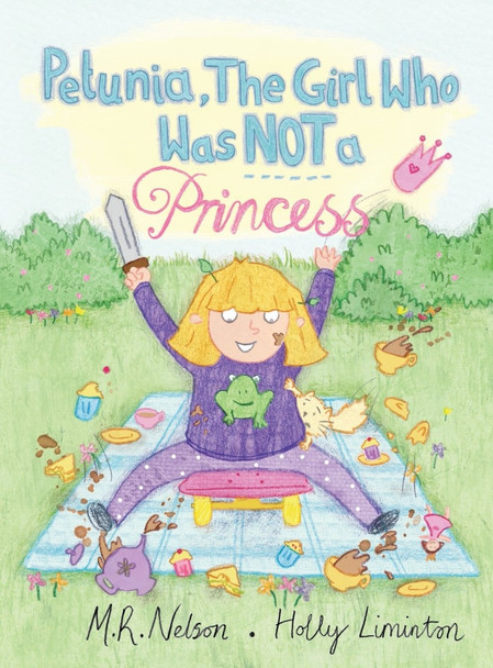 Petunia, the Girl Who Was Not a Princess Cover