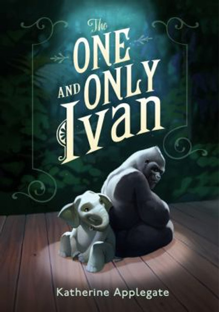 The One and Only Ivan Cover