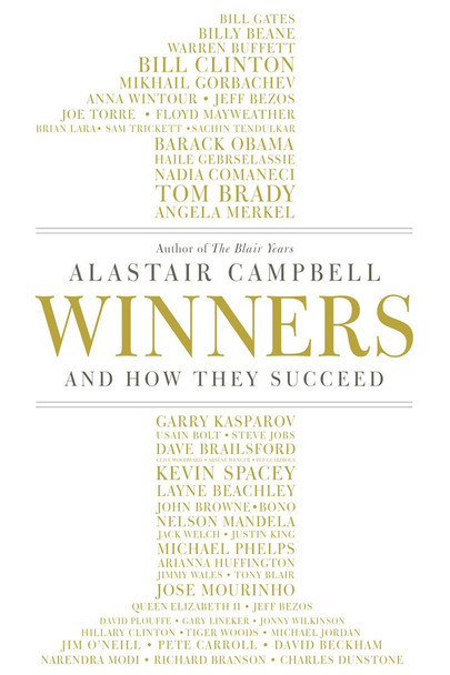 Winners: And How They Succeed Cover