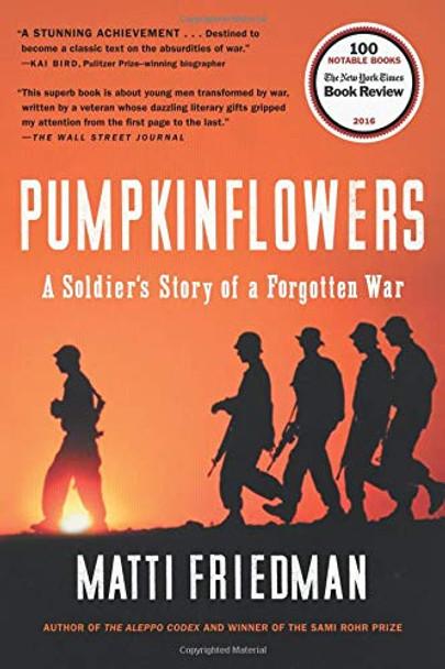 Pumpkinflowers: A Soldier's Story of a Forgotten War Cover