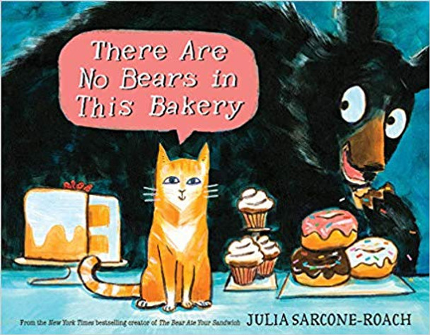 There Are No Bears in This Bakery Cover