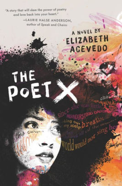 The Poet X (Hardcover) Cover