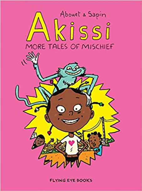 Akissa: More Tales of Mischief Cover