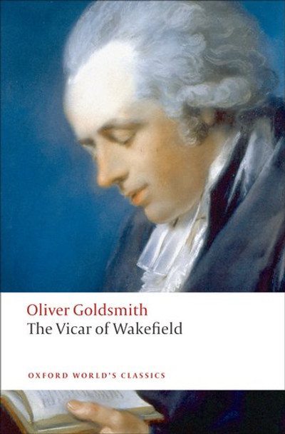 The Vicar of Wakefield (Oxford World's Classics) Cover