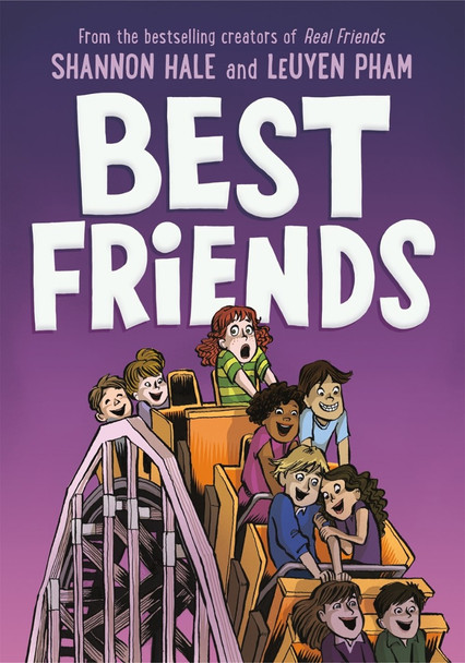 Best Friends (Real Friends #2) Cover