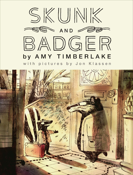 Skunk and Badger (Skunk and Badger #1) Cover