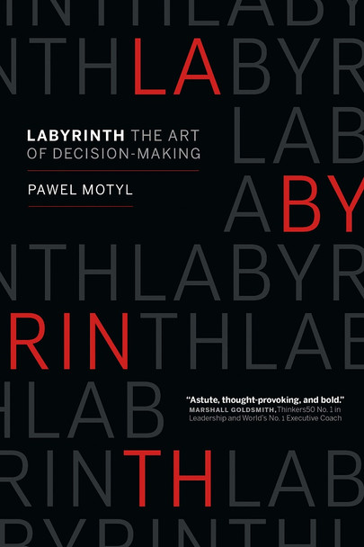 Labyrinth: The Art of Decision Making Cover