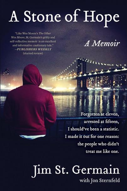 A Stone of Hope: A Memoir Cover