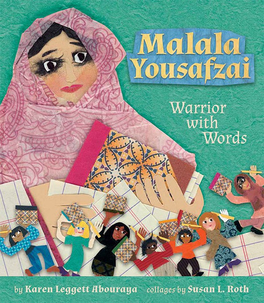 Malala Yousafzai: Warrior with Words Cover