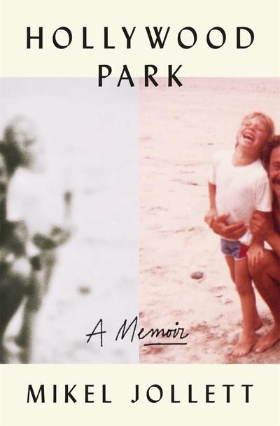 Hollywood Park: A Memoir Cover
