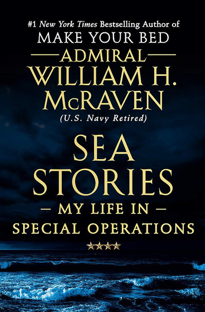 Sea Stories: My Life in Special Operations Cover