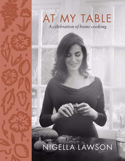At My Table: A Celebration of Home Cooking Cover